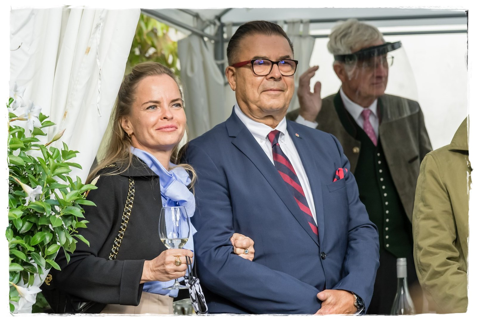 Vernissage Miklós Németh